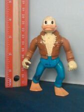 1989 TMNT Teenage Mutant Ninja Turtles Ace Duck Action Figure Ally Donatello Don