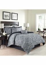 Traditions by Waverly 6-piece Paddock Shawl Comforter Set King D3304ri