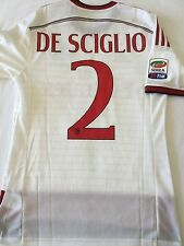 MILAN - DE SCIGLIO - no Match WORN - trikot - CAMISETA -JUVENTUS -no INTER
