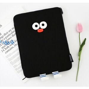 """10"""" 11"""" Brunch Brother Padded Tablet ipad Pouch Bag 3Pockets&Pen Holder Slim ver"""