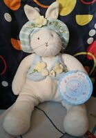Hallmark Bunnies By the Bay Happy Buttercup Rabbit Easter Plush 2003 with tag
