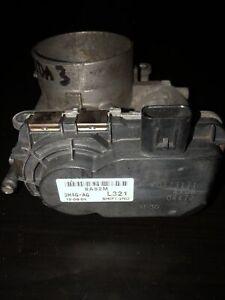 2003 - 2007 Mazda 3 5 6 2.3L Throttle Body Actuator Valve 3M4G-AG OEM #27