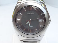 Watch / Horloge Seiko 100M Quartz Men's watch 7N42-0BT0