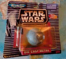 Star Wars Micro Machines Death Star die-cast metal NEU OVP