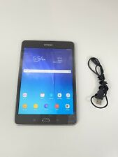 "Samsung Galaxy Tab A 8.0"" 16GB Wi-Fi  SM-T350 Gray 16GB ~TESTED~ FREE SHIPPING!!"