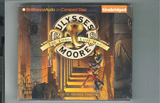 NEW SEALED Ulysses Moore: #2 The Long-Lost Map Audiobook CD, Unabridged