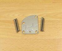 Fender American Deluxe Stratocaster Neck Plate Offset Strat Neck Plate Global!