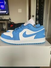 Nike Jordan 1 Low UNC (W) Womens University Blue White AO9944-441 SZ 6.5