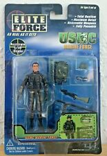 Elite Force BBI Our war Ultimate Soldier 1:18 USMC Rear Guard OPEN CARD