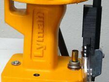 New Primer catcher design for the Lyman all-American 8 turret reloading press !