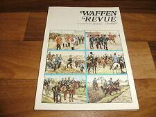 WAFFEN REVUE 18 -- STEYR-PISTOLE/ PANZERKAMPFWAGEN MAUS /Waffensystem AR 15 M-16