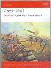 Osprey-WWII-Wehrmacht-Airborne Troops-Fallschirmjager-Crete 1941-Guide!