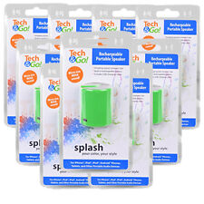 10pcs lot Tech & Go MP3 Player speaker for Sandisk Sony Mp3 player Samsung iPod