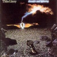 Thin Lizzy : Thunder and Lightning CD (1990) ***NEW*** FREE Shipping, Save £s