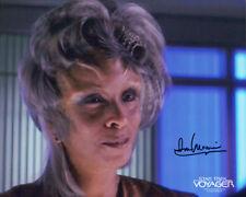 Iona Morris (Star Trek: Voyager) signed authentic 8x10 photo COA