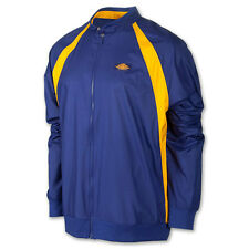 NIKE Men's Jordan AJ1 Muscle Wind Break Jacket FZ PURPLE GOLD LAKERS 558840 XL