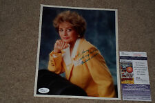 "Barbara Walters Signed Autographed 8X10 Photo ""The View"" Jsa Certified"