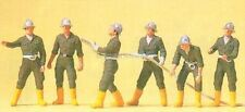 H0 Preiser 10230 Vigili del fuoco Austria figurine conf. orig.