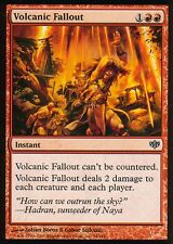 Volcanic Fallout   EX   Conflux   Magic MTG