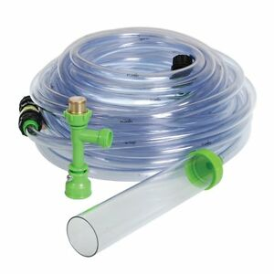 Python Products No Spill Clean and Fill Aquarium Maintenance System 25ft