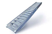 Verladeschiene Auffahrschiene Rampe  2,5t 1 PAAR  4,02m