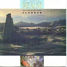 CLANNAD ATLANTIC REALM CD MUSIC FROM BBC TV SERIES 1989 ALBUM IN FLIGHT DRIFTING