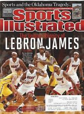 "Sports Illustrated 6/3/2013 ""Unique Ubiquity of LeBron James"" Miami Heat"