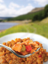 Wayfayrer Vegetable Curry & Rice - Outdoor Camping Ready to Eat Meal Pouch