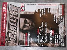 $$t Revue Metallian N°50 Children of Bodom  Helloween  Gamma Ray  Avantasia