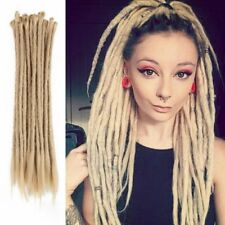 1 PC Synthetic Twist Crochet Braid Locs Dreads Dreadlocks Hair Extensions Reggae Rose Red