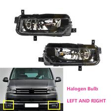 Fit For VW Transporter Multivan VI 2016-2020 Left+Right Front Halogen Fog Light