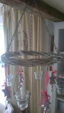 HOME KONTOR XMAS Kerzenhalter Ring Teelicht Glocke Stern Kranz Weihnachten 68x35