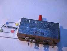 1471912-3 RCA Reset Button Mel-Rain Replacement Part Television TV - NOS Qty 1