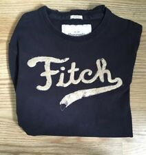 abercrombie and fitch t shirt large