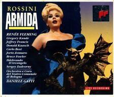 CD- ROSSINI - ARMIDA - GATTI - TEATRO COMUNALE BOLOGNA - SONY - BOX 3 CD- ZCD2