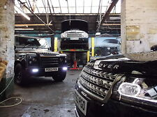 Land Rover Range Rover L322 td6 diesel automatic gearbox  service