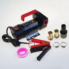 DC12V Portable Diesel Self-priming Transfer Pump 175w