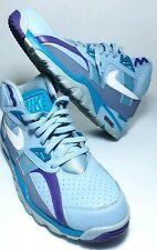 RARE🔥 Nike Air Trainer SC High Bo Jackson Sz 12 Leche Blue Neo 302346-402 LE