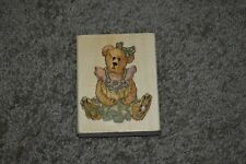 Uptown Rubber Stamps The Boyds Collection H21091Bailey The Baker Stamp