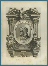Cecca Francesco di Giovanni Firenze architetto ingegnere vite del Vasari 1790