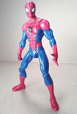 hasbro SUPER POSEABLE SPIDER-MAN animated ULTIMATE SPIDER MAN 2012 6in. #4353
