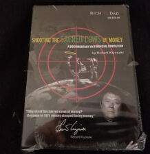 Shooting the Sacred Cows of Money DVD: Brand New Factory Sealed