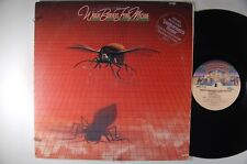 WRIGHT BROTHERS FLYING MACHINE s/t LP CASABLANCA Orig. Inner Sleeve HYPE STICKER