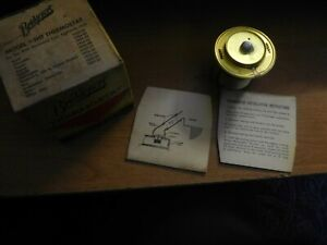 NOS Bridgeport #3HT Thermostat Buick Olds Packard LaSalle Reo Willys Kaiser Chev