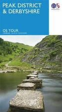 Peak District & Derbyshire 9780319263860 | Brand New | Free UK Shipping