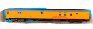 N scale Atlas Illuminated Union Pacific UP passenger car BAGGAGE RPO NOS