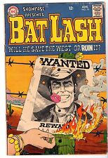 Showcase #76 featuring The First Appearance of Bat Lash, Fine Condition!