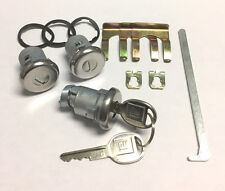 NEW 1981-1987 Buick Regal & Grand National- Door & Trunk Lock set with GM Keys