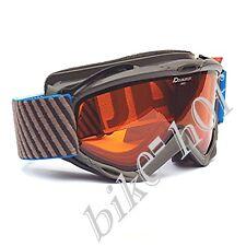 ALPINA Children's Ski Goggles Firebird ( Spice D ) Doubleflex grey