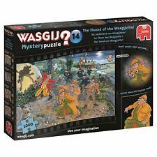 Wasgij Mystery 14 Hound of Wasgijville!
